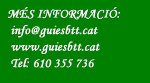 Informació Rutes Guiesbtt.cat
